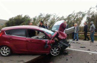 Incidente sulla strada statale 122 'Agrigentina' nel territorio di Enna