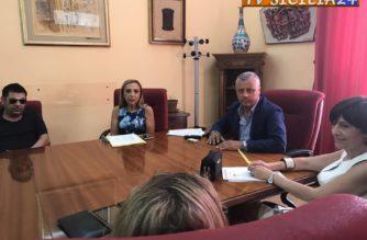 """Sciacca: Istituto """"Amato Vetrano"""", sindaco Valenti chiede a Libero Consorzio  intervento per migliorare condizioni strada di collegamento con la SS 115"""
