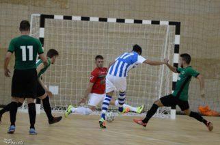 L'Akragas Futsal debutta con un pomeriggio