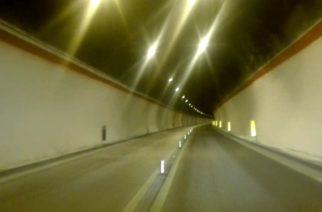 """Conclusi in anticipo i lavori nella galleria """"Segesta"""" sull'autostrada A29 dir """"Alcamo-Trapani"""" tra Alcamo e Fulgatore"""