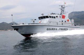 Visita del comandante regionale della Guardia di Finanza alla  sezione operativa navale di Porto Empedocle