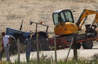 Omicidio nelle campagne tra Agrigento e Naro.