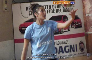 Pallavolo Aragona il primo colpo di mercato è l'esperta centrale Pamela Salamone che torna a vestire la maglia della squadra del suo paese.