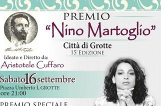 Grotte: Premio Martoglio città di Grotte quindicesima edizione