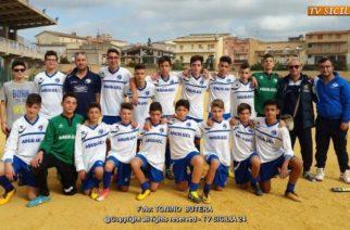 Aragona Giovanissimi sconfitta 3-0 dall'Empedoclina, ragazzi in crescita.