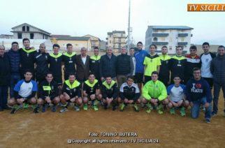Aragona ha ospitato il raduno degli arbitri di calcio della sezione di Agrigento ospite di onore Francesco Paolo Saia arbitro di B (73' presenze) con due presenze in A.