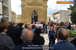 ARAGONA: Commemorati i defunti