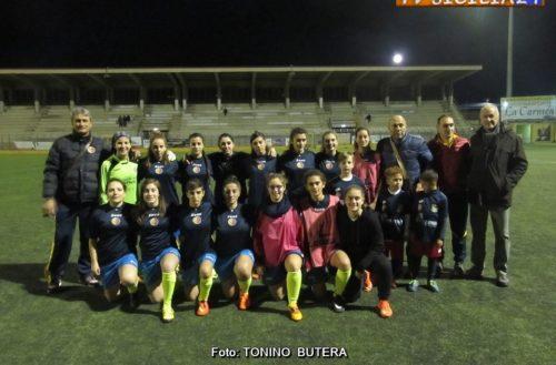 E' iniziato il campionato regionale femminile di C. Per la prima volta c'è una squadra agrigentina: il Licata