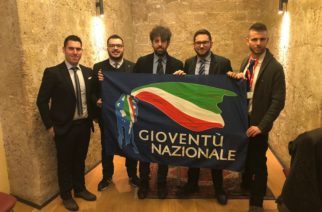 Gioventù Nazionale Sicilia, primo coordinamento all'Ars. Presente anche la delegazione della provincia di Agrigento