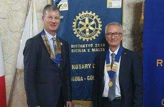 """Aragona: Rotary Club """"Colli Sicani"""" a partire dalla mattinata di domenica saranno impegnati a collocare più di cento alberelli"""
