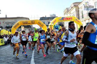 L'a.s.d Marathon Club Sciacca AL TROFEO DI ACIREALE