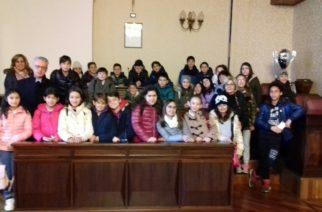 """Libero Consorzio: La scuola """"De Cosmi"""" di Agrigento visita l'ecomuseo"""