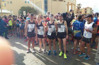 Disputata la mezza di Capo d'Orlando presente la squadra Marathon Club Sciacca