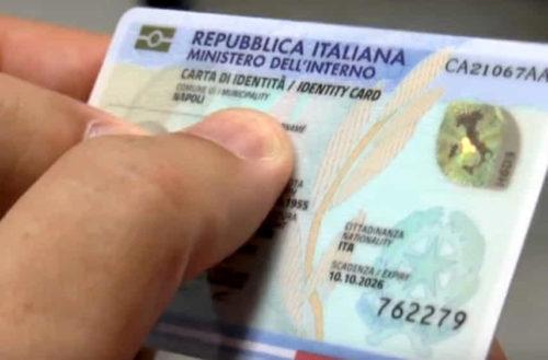 Favara: Attivazione rilascio Carta Identità Elettronica (CIE).