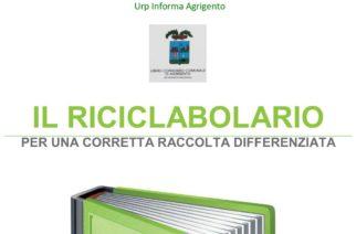 """""""UrpInformaAgrigento"""": su facebook impazza il """"Riciclabolario"""""""