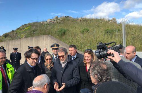 """Riaperta al traffico la strada statale 626dir """"Licata – Braemi"""", in seguito all'ultimazione degli interventi sui viadotti """"Petrulla"""" e """"Salso"""""""