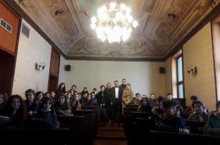 """Libero Consorzio: La scuola """"De Cosmi"""" di Agrigento visita l'Ecomuseo del Libero Consorzio"""