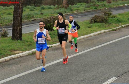 Aragona: Simone Sciortino partecipa alla mezza maratona Roma – Ostia