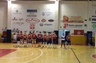 Seap Aragona: assegnati i numeri di maglia, la giovanissima Sicorello sarà il secondo libero