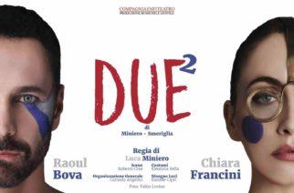 Agrigento: Raoul Bova e Chiara Francini al Teatro Pirandello