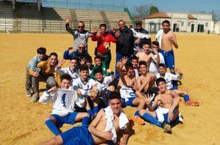 Campionato Giovanissimi: L'Aragona Calcio vince il Tre Torri Città d'arte per 4 a 0