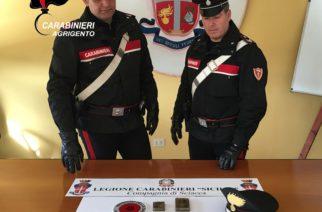 Controlli antidroga nel centro storico di Sciacca. Due ventenni in manette