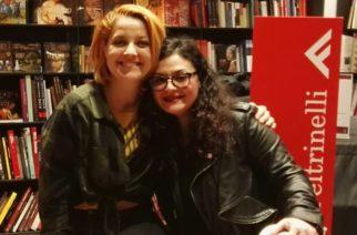 Aragona: Incontro occasionale tra Flavia Farruggia e la cantante Noemi che si trasforma in concerto.
