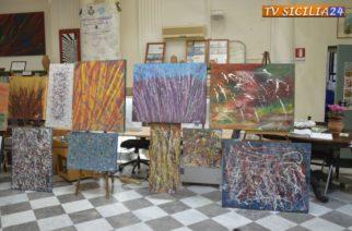 Aragona: Conclusa la mostra personale dell'Artista, Giovanni Rizzo