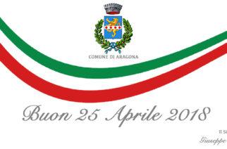 La Festa della Liberazione quest'anno ricorre in coincidenza del 70° Anniversario dell'entrata in vigore della nostra Costituzione.