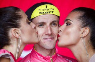 Giro d'Italia 2018: Vince sul Gran Sasso, la Maglia Rosa, Simon Yates