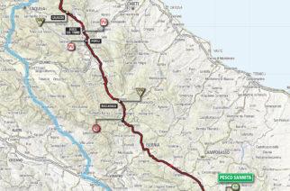 Giro d'Italia 2018: Oggi, la 10a Tappa. Da Penne a Gualdo Tadino