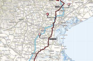 Giro d'Italia 2018: Domani la 13a Tappa. Da Ferrara a Nervesia della Battaglia
