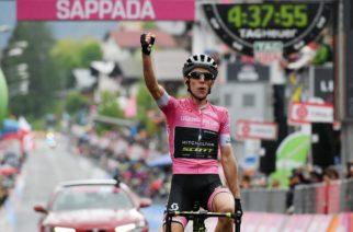 GIro d'Italia 2018: Simon Yates vince la 15esima tappa da Tolmezzo a Sappada