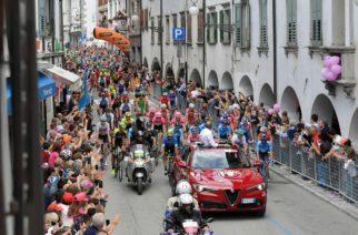 Giro d'Italia 2018: Minuto per Minuto della 15a Tappa. Da Tolmezzo a Sappada