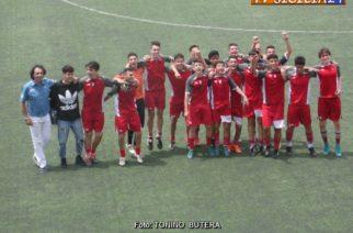L'Empedoclina supera il Boys Licata e  si laurea Campione  Provinciale Allievi.