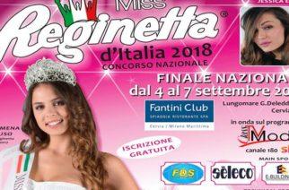 """Al via le selezioni per la provincia di Agrigento dell'edizione 2018 del concorso nazionale di bellezza """"Miss reginetta d'Italia"""""""