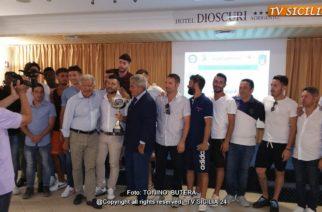 Figc Agrigento si è svolta la IV^ edizione del Premio Fedeltà & Premio Fair Play, premiate società, dirigenti e calciatori.