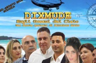 Presentato a Sciacca,ilun nuovo spettacolo scritto e diretto da Salvatore Monte, Dixmude, sugli oceani dell'aria