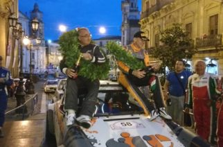 Al 16° Rally di Caltanissetta successo degli aragonesi Tirone e Salamone nella categoria Auto Storiche.