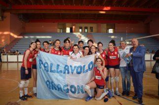SEAP Pallavolo Aragona, gare casalinghe al Pala Nicosia di Agrigento