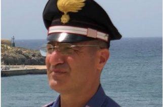 Cambio della guardia alla Stazione di Lampedusa