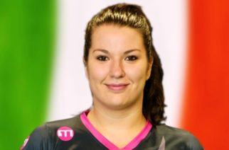 Palleggiatrice | 1994 | TUUM Perugia • Campionato Pallavolo Femminile Serie B1 2015/16