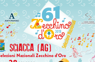 Le selezioni dello Zecchino d'Oro in Sicilia  A Taormina, Scicli e Sciacca alla ricerca dei solisti del 61° Zecchino d'Oro