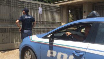 Risultati immagini per polizia ferroviaria autodemolizioni
