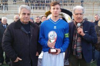 Il giovane difensore Antonio Pesarini classe 2001 passa dal Santa Sofia alla Sicula Leonzio.