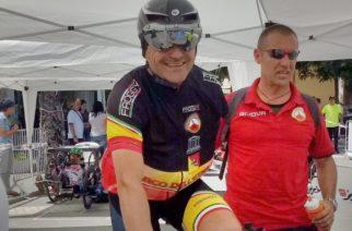Ciclismo, Mondiali paralimpici: Leonardo Melle è nella Top 10