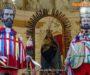 Oggi celebrata la Santa Messa per la prima Domenica dopo Pasqua con le autorità civili e militari.