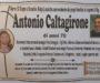Condoglianze alla Famiglia Caltagirone