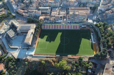 19-11-2019-stadio- comunale- Alfonso -Virciglio- di -Campofranco
