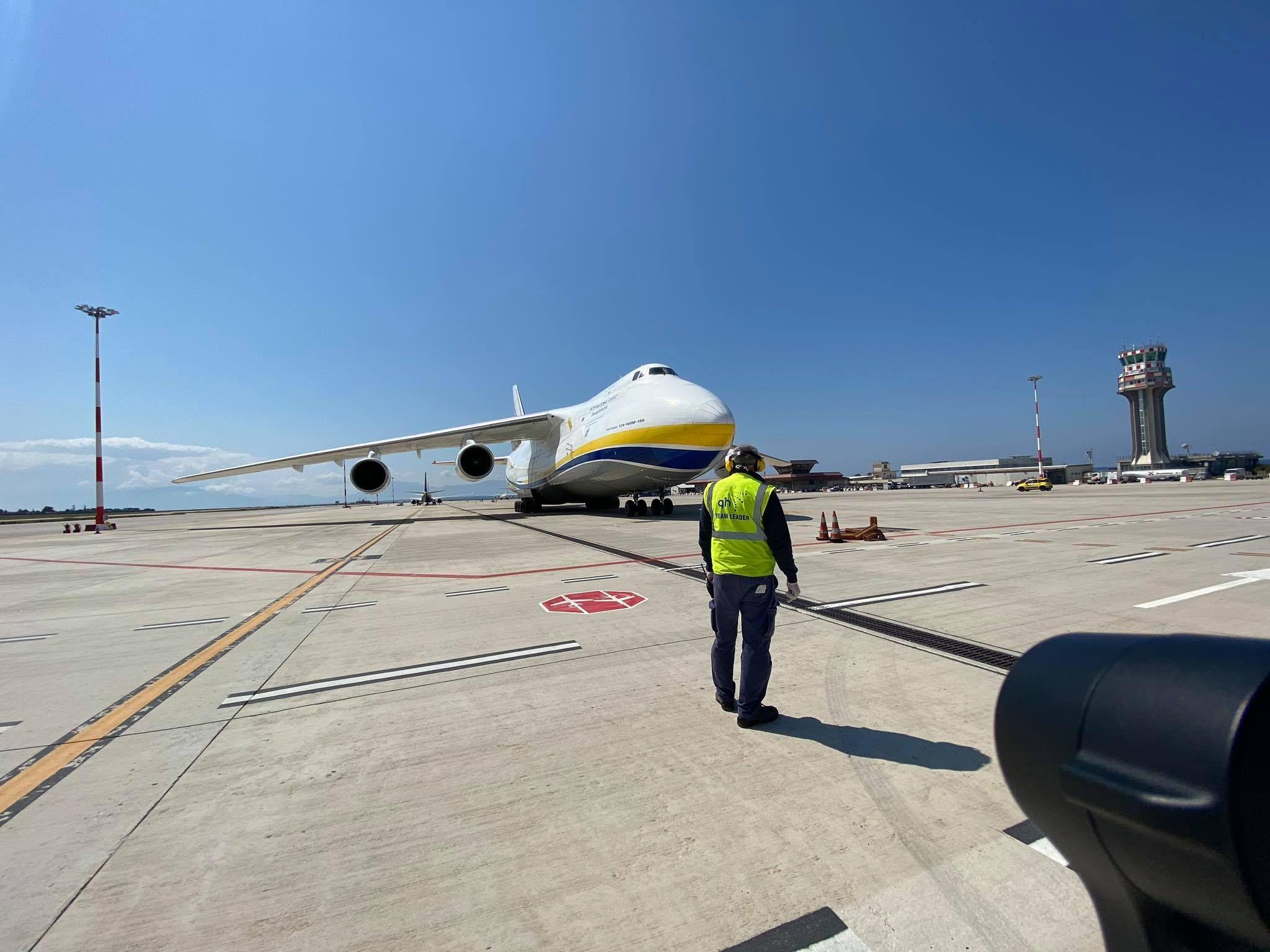 Energia Solare In Sicilia sicilia, aeroporto palermo: l'arrivo del gigante dei cieli